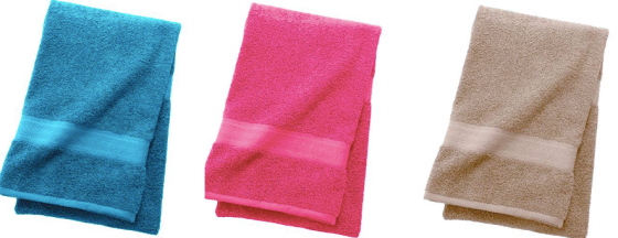 big one solid bath towels