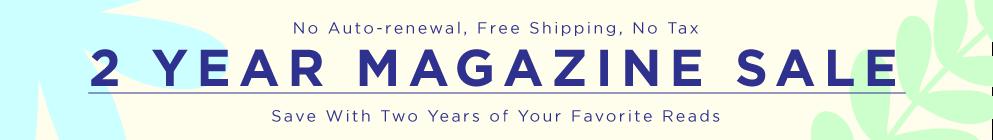 magazine-2-year-sale