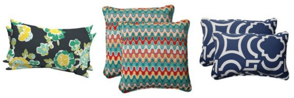 Amazing Need Some New Pillows For Your Patio Or Deck? Head On Over To Target.com,  Were For Today Only They Are Offering 40% Off Outdoor Cushions U0026 Pillows  (items ...