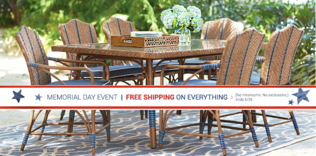 home decorators collection free shipping on everything through may