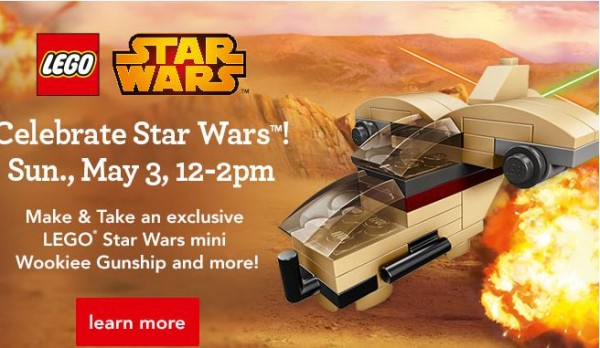 toys r us star wars event