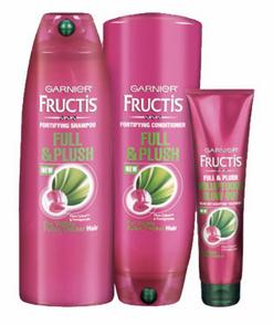 garnier fructis haircare