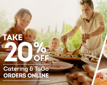 Olive Garden 20 Off Catering Or To Go Orders This Weekend Savings Done Simply