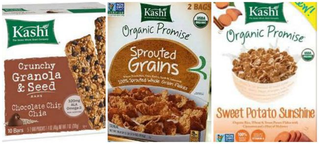 Kashi Granola Bars And Cereal As Low As $0 49 Each