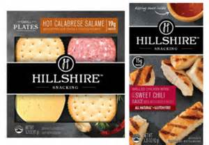 hillshire small snacking plates