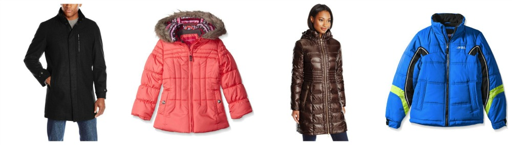 5d2d1038f Amazon  Save Up To 75% Off Coats For The Family Today Only - Savings ...
