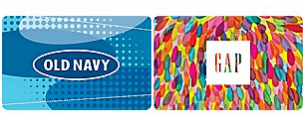 Gap Gift Card Deals
