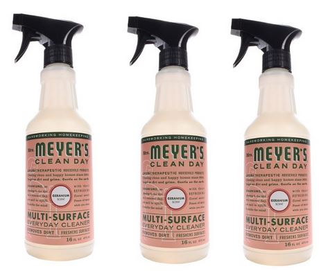 Amazon Great Savings On Select Mrs Meyer S Products