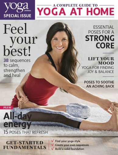 yoga journal magazine just for one year subscription savings done simply. Black Bedroom Furniture Sets. Home Design Ideas
