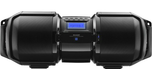Sharp Portable Bluetooth Speaker 9999 Shipped