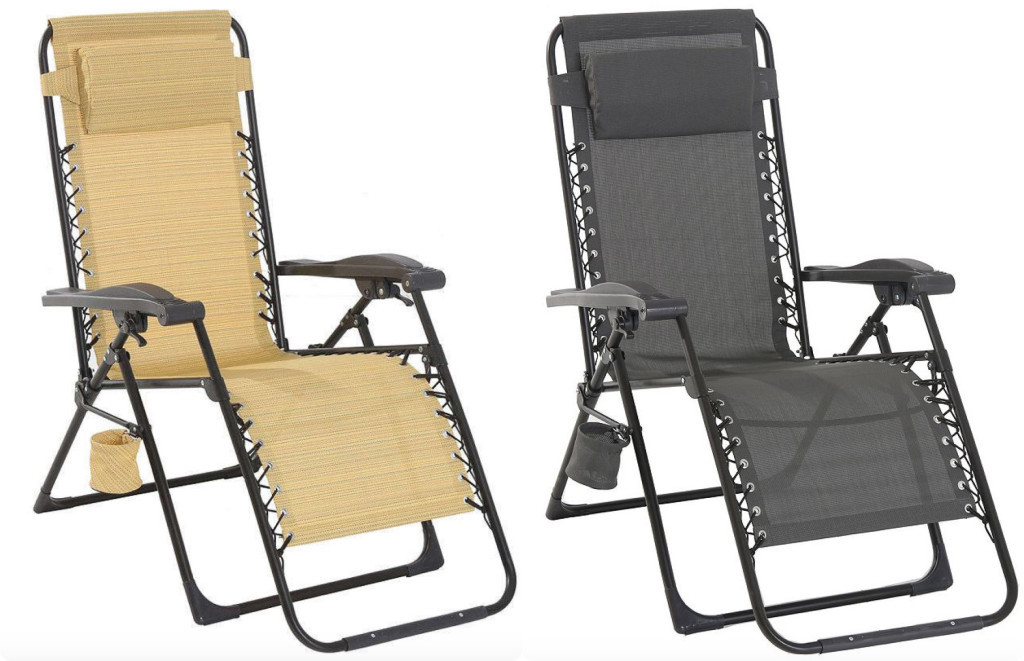 Sonoma Antigravity Chairs ONLY $34 99 Regularly $139 99 $5 Kohl's Cash