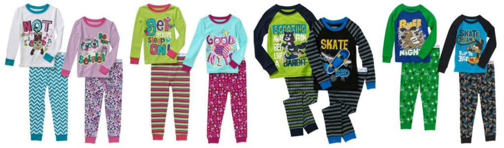 bb4286f720 ... you can get select 2 pack of Garanimals Toddler sleep sets starting at  just  5 – regularly  10.88! Garanimals Baby Toddler Girl Cotton Tight Fit  Pajamas ...