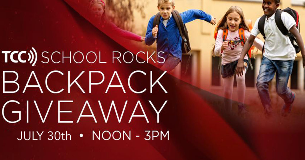verizon backpack give away