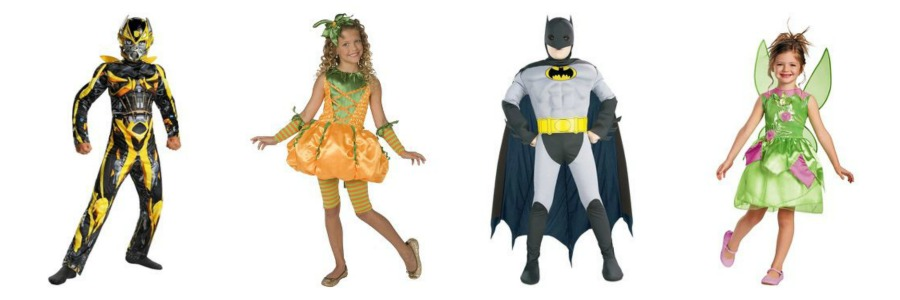Target: Buy One Get One 50% Off Halloween Costumes and Accessories ...