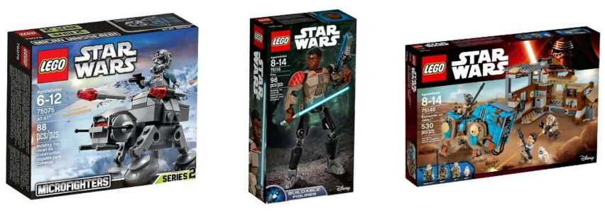 Target Save 20 On Select Lego Star Wars Sets Savings Done Simply