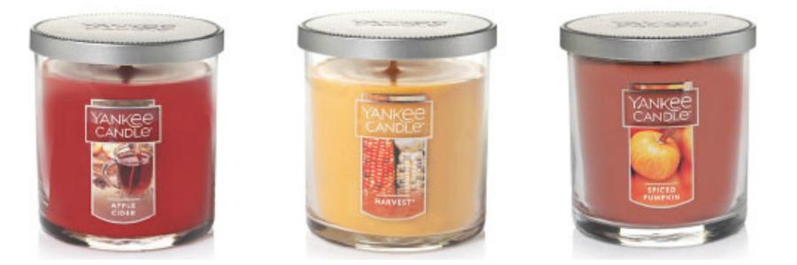 yankee candle small tumblers