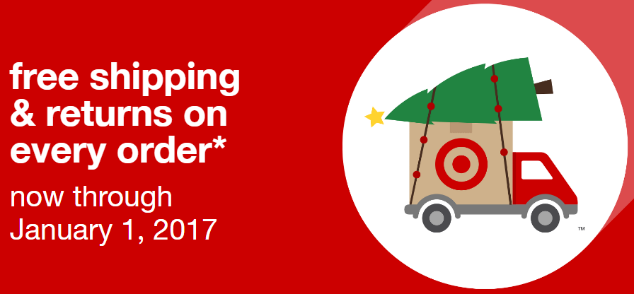 Plus, get free shipping on all orders over $35 at operaunica.tk, or get free shipping with no minimum purchase when you use the Target REDcard, which also provides an extra 5% off every in-store or online order. Get Target free shipping. From Nov. 1 to Dec. 22, , get free two-day shipping (no order minimum) when ordering on operaunica.tk