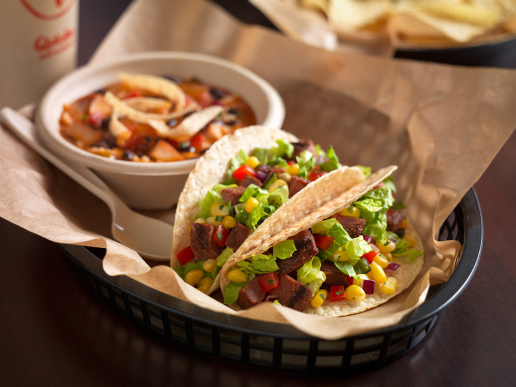 qdoba buy one get one free entree