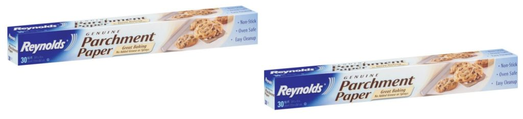 reynolds parchment paper Parchment paper and bakery release paper are cellulose-based papers that are used in baking as a disposable non-stick surface both are also called bakery paper or.