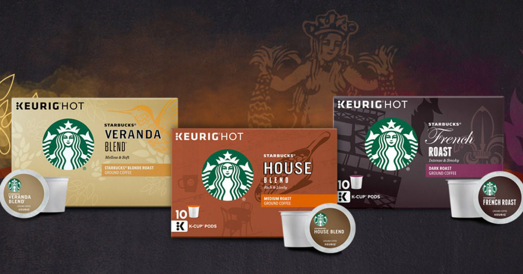 Free starbucks k cups sample pack savings done simply for Classic house sample pack