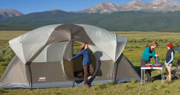 Head over to Walmart.com where this Coleman Weathermaster 10-Person Dome Tent is priced at $134.46 shipped. However if you opt for free in-store pickup ... & Walmart: Coleman Weathermaster 10-Person Dome Tent Only $128.27 ...