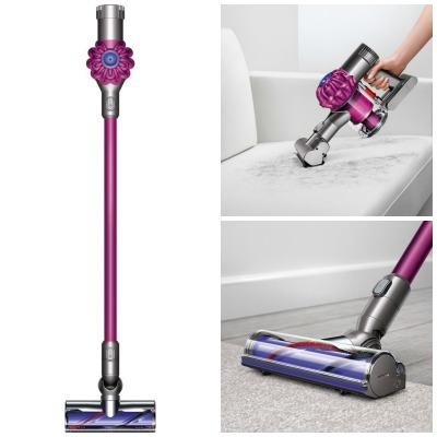 head on over to bestbuycom and get this highly rated dyson v6 motorhead bagless cordless stick vacuum for regularly