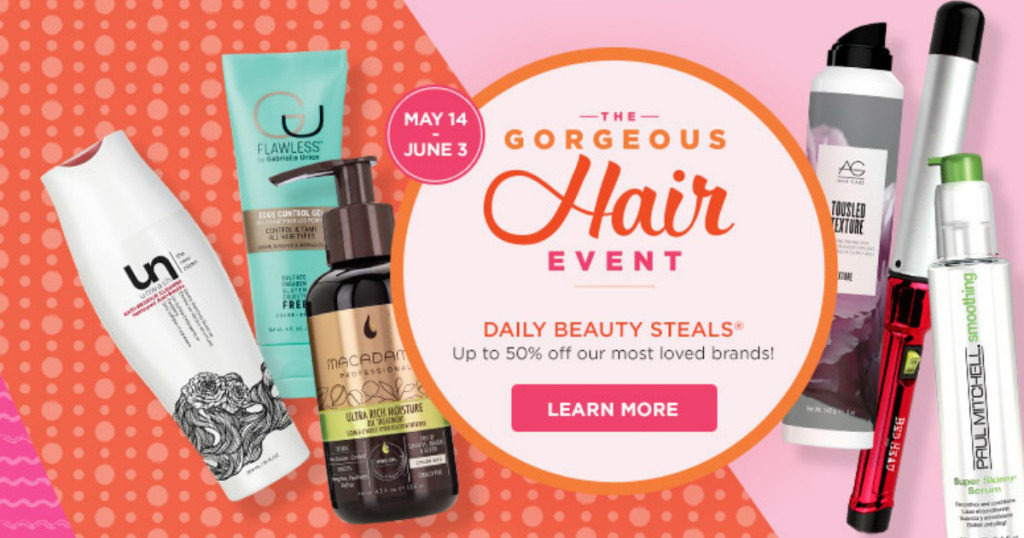 hair event