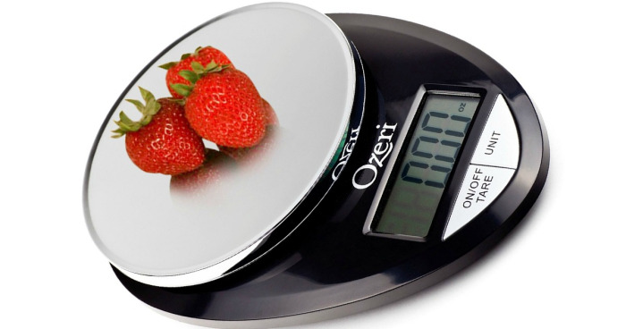 Ozeri Pro Digital Kitchen Food Scale Walmart