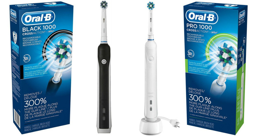 Key Difference between Oral-B Pro and Pro As mentioned earlier, the Oral B is something of a basic brush, relative to the offerings of the Oral B While the provides users with 3 unique modes of use that provide a custom brushing experience, the Oral B features only 1 standard setting.