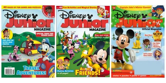 disney magazine