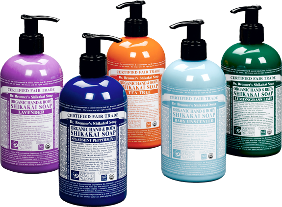 New 1 1 Dr Bronner 39 S Castile Soap Coupon Available
