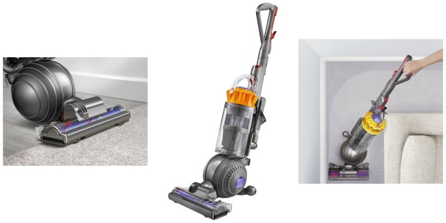 dyson ball multi floor bagless upright vacuum $199.99 shipped (was