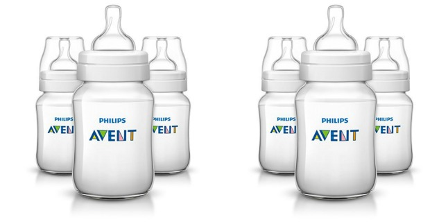 Target 3 Pack Of Philips Avent Baby Bottles 9 59