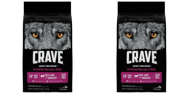 Crave Dry Dog Food