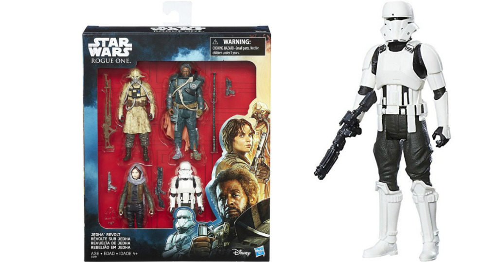 star wars rogue one 4 pack