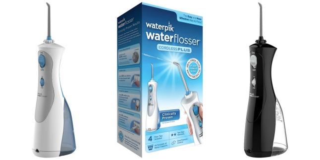 Waterpik cordless plus water flosser coupon
