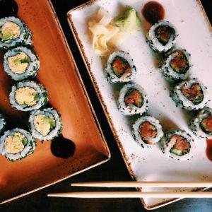 free sushi day