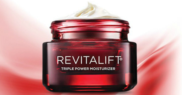 loreal revitalift skin care sample