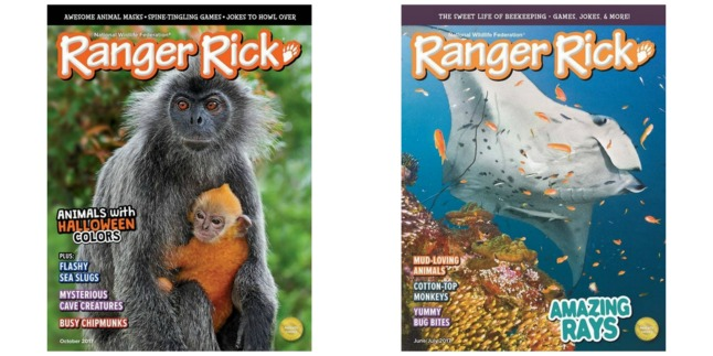 A favorite with older boys and girls. Each issue of Ranger Rick is packed with amazing facts, awesome photos, outdoor adventures and discoveries that help kids sharpen reading skills and develop a deeper appreciation for our natural world. A Parent's Choice Gold Award.5/5(13).
