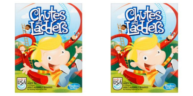 chutes ladders game