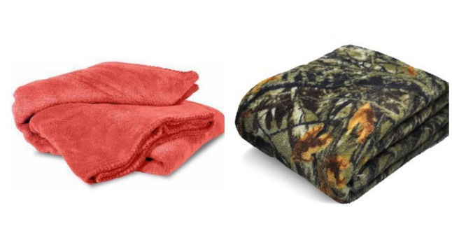 mainstays blankets
