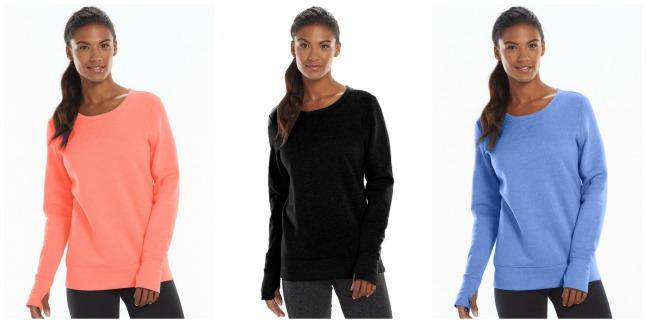 tek gear sweatshirts