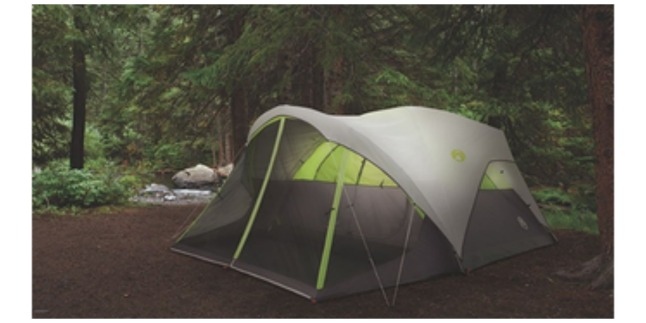 coleman 8 person tent & Amazon: Save Big on Coleman Montana 8-Person Tent - Savings Done ...