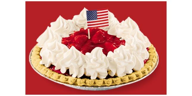 shoneys strawberry pie