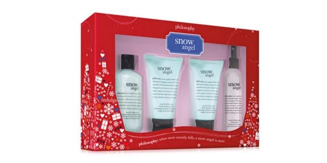 snow angel gift set
