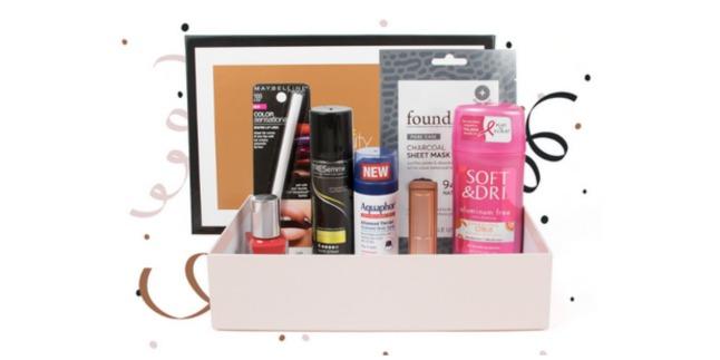 beauty box walmart