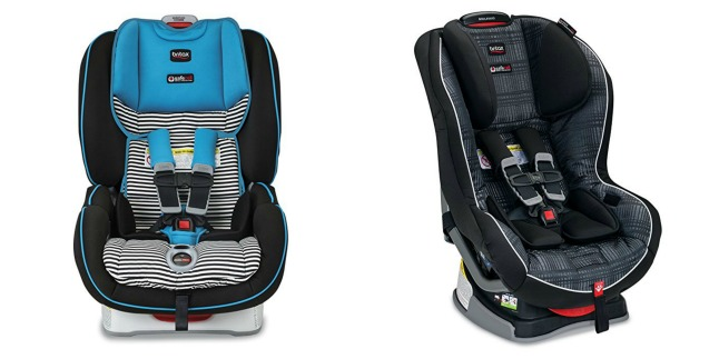 Amazon Save On Highly Rated Britax Car Seats