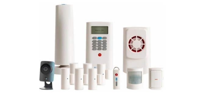 Simplisafe Shield Wireless Home Security System