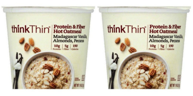 think thin oatmeal