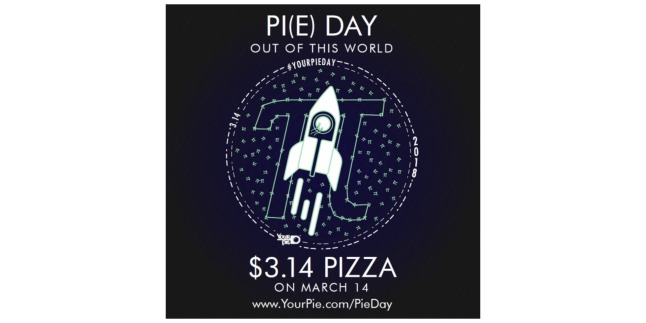 National pi day 2018 deals
